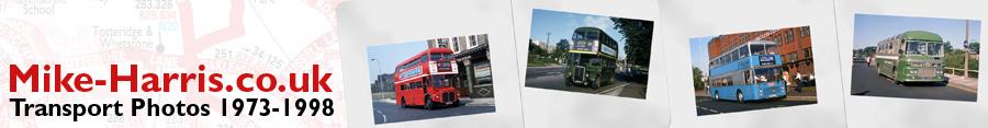 Mike-Harris.co.uk Transport Photos 1973-1998